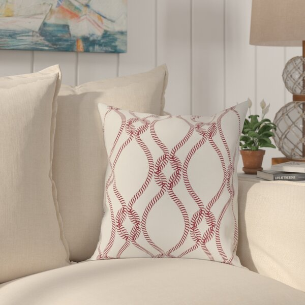 Cece 100% Cotton Throw Pillow by Beachcrest Home